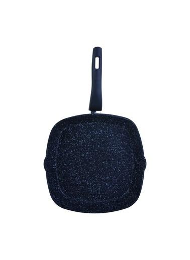 Karaca karaca-granıtech28grıll Karaca Dark Stone Bio Granit 28 Cm Grill Tava Renkli